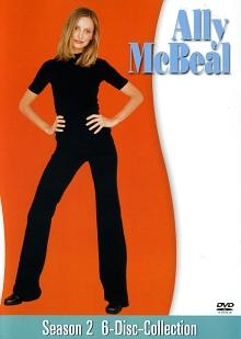 ALLY MCBEAL - STAFFEL 2