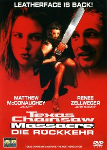TEXAS CHAINSAW MASSACRE: DIE R�CKKEHR