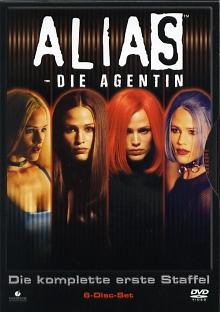 ALIAS - DIE AGENTIN - STAFFEL 1