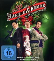 HAROLD & KUMAR - ALLE JAHRE WIEDER IN 3D