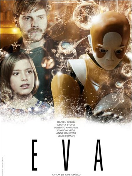 PHANTASTIVAL 2012, Tag 3: EVA (2012),AELITA(1924) & DARK TALES (Kurzfilmprogramm)