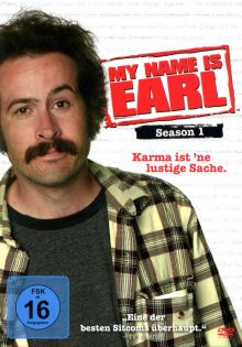MY NAME IS EARL - STAFFEL 1