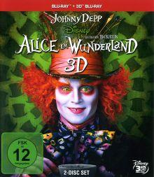 ALICE IM WUNDERLAND 3D