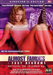 ALMOST FAMOUS - FAST BERÜHMT (Untitled Extended Cut)