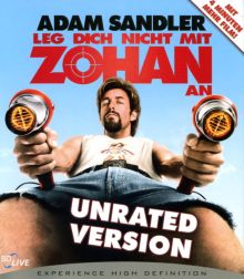 LEG DICH NICHT MIT ZOHAN AN (Unrated)