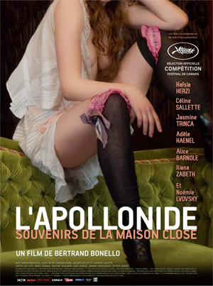 APOLLONIDE - SOUVENIRS DE LA MAISON CLOSE, L'
