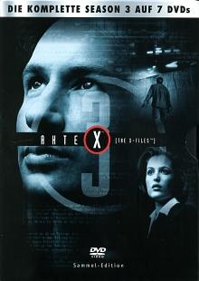 AKTE X - STAFFEL 3