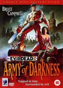 THE EVIL DEAD 3: ARMY OF DARKNESS (Director�s Cut)
