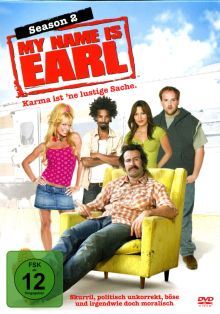 MY NAME IS EARL - STAFFEL 2