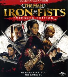 THE MAN WITH THE IRON FISTS (Extended Cut)