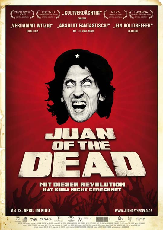 JUAN OF THE DEAD (2011)