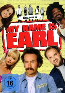 MY NAME IS EARL - STAFFEL 3
