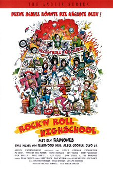 ROCK'N ROLL HIGHSCHOOL