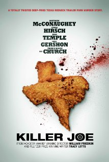One Day at the FFF: KILLER JOE (2011), PORTRAIT OF A ZOMBIE (2011), VIOLET & DAISY (2011)
