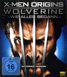 X-MEN ORIGINS: WOLVERINE - WIE ALLES BEGANN