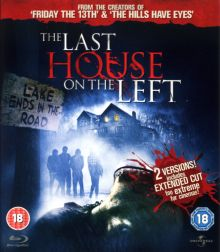 THE LAST HOUSE ON THE LEFT (Extended Cut)