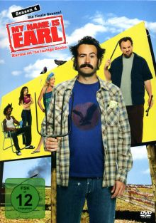MY NAME IS EARL - STAFFEL 4