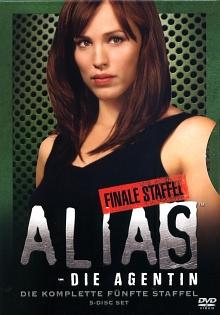ALIAS - DIE AGENTIN - STAFFEL 5