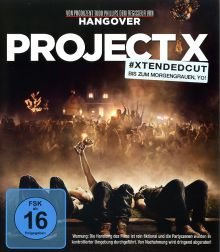 PROJECT X (Extended Cut)