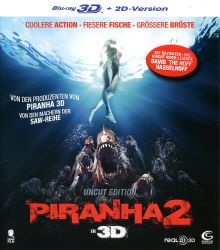 PIRANHA 2 IN 3D