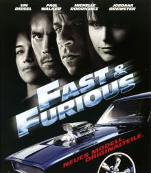 FAST & FURIOUS - NEUES MODELL. ORIGINALTEILE.