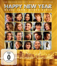HAPPY NEW YEAR - NEUES JAHR, NEUES GL�CK