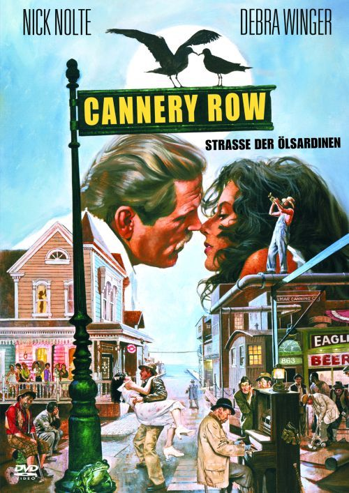 Cannery Row - Strae der lsardinen