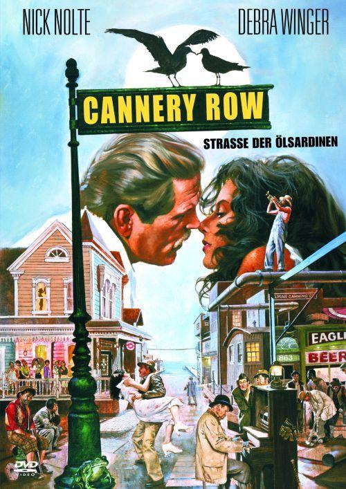 Cannery Row - Stra�e der �lsardinen