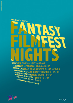 FANTASY FILM NIGHTS 2012 - LOVE / SLEEP TIGHT / THEATRE BIZARRE