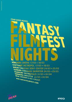 FANTASY FILM NIGHTS 2012 - LOVE / SLEEP TIGHT / THEATRE BIZARRE