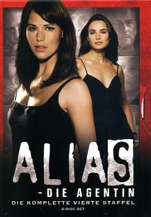 ALIAS - DIE AGENTIN - STAFFEL 4