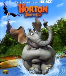 HORTON HÖRT EIN HU!