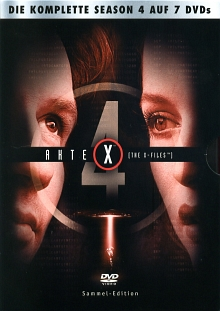 AKTE X - STAFFEL 4