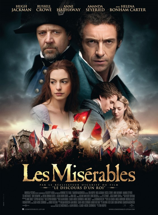 LES MISERABLE (2013)